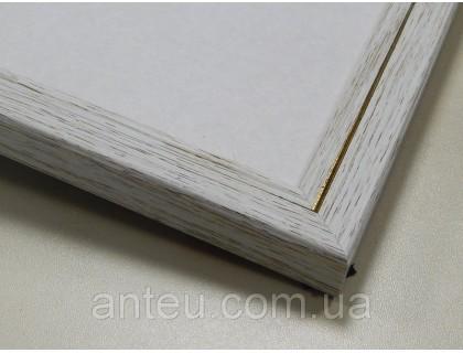 Купить Рамка для картин 30*40 со стеклом, профиль 22 мм (код 221-204-3040)