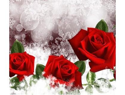 Купить Алмазная вышивка Розы для тебя 30 х 25 см (арт. FS245)
