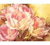 Алмазная вышивка Цветочная композиция без коробки 40 х 30 см (арт. MA621)