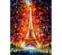 Алмазная вышивка Очарование Парижа 30*20 см (арт. FS003)