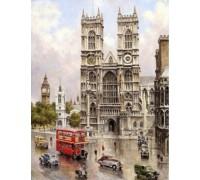 Алмазная мозаика Туманный Лондон 30*40 см (арт. FS338)