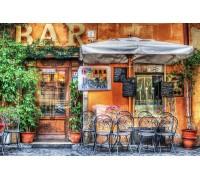 Набор алмазной мозаики Итальянское кафе 40 х 60 см (арт. FS796)