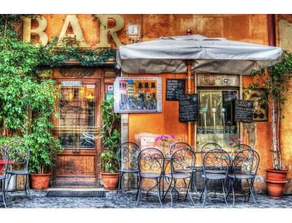 Купить Набор алмазной мозаики Итальянское кафе 40 х 60 см (арт. FS796)