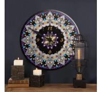 Часы с алмазной вышивкой Орнамент (FT012)