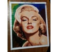 Алмазная мозаика портрет по фото 50*60 см