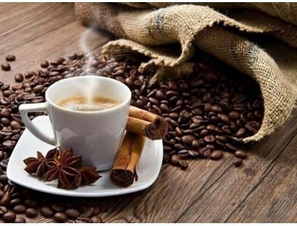 Купить Алмазная вышивка Пряный кофе с корицей 30 х 40 см (арт. FR453)