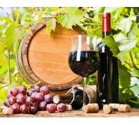 Алмазная вышивка Красное вино 50 х 40 см (арт. FR518)