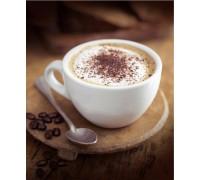 Набор алмазной вышивки Любимый кофе 32 х 40 см (арт. FS284)