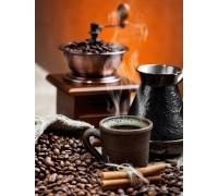 Рисование камнями Турецкий кофе 40 х 50 см (арт. FS595)