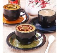 Алмазная вышивка Аромат кофе 40 х 40 см (арт. FR405)