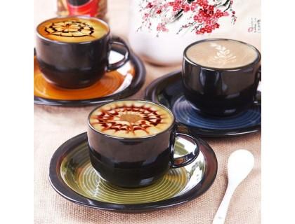 Купить Алмазная вышивка Аромат кофе 40 х 40 см (арт. FR405)
