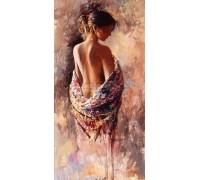 Алмазная живопись Женственность 60 х 30 (арт. FR725) Diamond painting