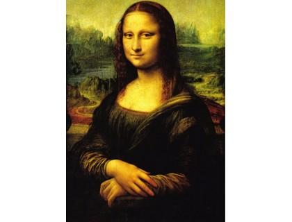 Купить Набор алмазной мозаики Мона Лиза 50 х 70 см (арт. FS509)
