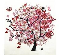 Алмазная мозаика 5D Красивое дерево 24 х 24 см (арт. PR1209)