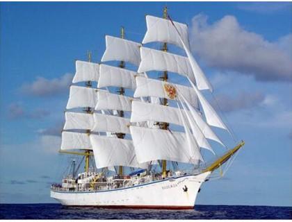 Купить Алмазная вышивка на подрамнике Морское путешествие 50 х 40 см (арт. TN566)