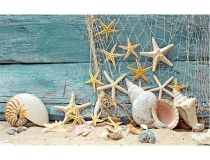 Купить Алмазная вышивка Райский остров 40 х 30 см (арт. FS416)