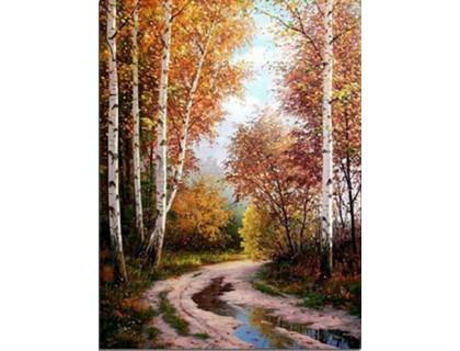 Купить Алмазная вышивка Прекрасный лес 30*40 см (арт. FS001)