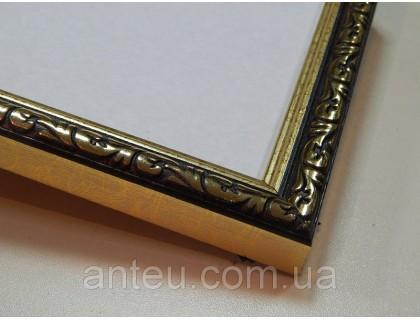 Купить Рамка для картин 30*30 со стеклом, профиль 17 мм (код 171-05-3030)