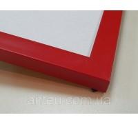 Рамка для картин 30*40 со стеклом, профиль 22 мм (код 22-58-3040)