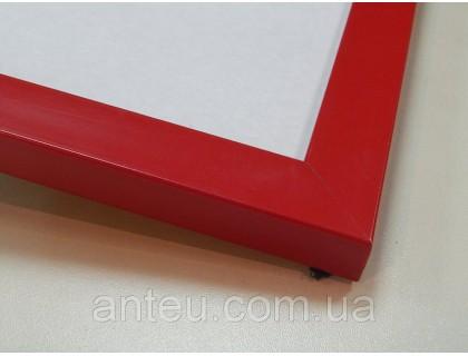 Купить Рамка для картин 40*30 со стеклом, профиль 22 мм (код 22-58-4030)