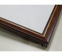 Рамка для картин 50*40 со стеклом, профиль 22 мм (код 221-210-5040)
