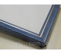 Рамка для картин 40*30 со стеклом, профиль 22 мм (код 221-214-4030)
