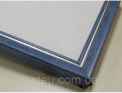 Купить Рамка для картин 40*30 со стеклом, профиль 22 мм (код 221-214-4030)