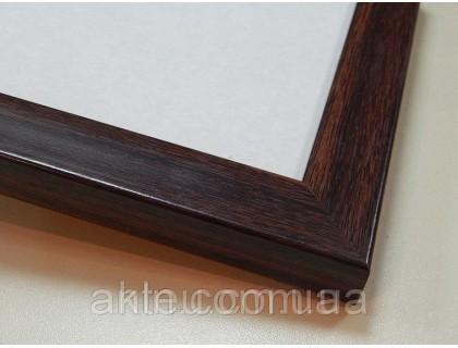 Купить Рамка для картин 40*30 со стеклом, профиль 22 мм (код 2246-4030)