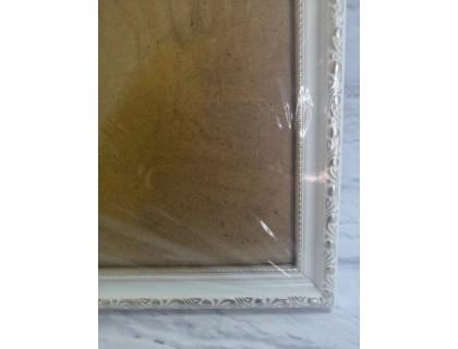 Купить Рамка для картин 30*30 со стеклом, профиль 25 мм (код 2540-3030)