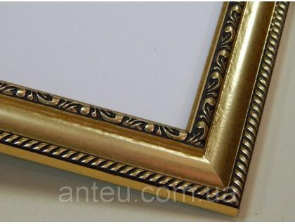 Купить Рамка для картин 50*40 со стеклом, профиль 29 мм (код 2939-5040)