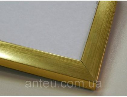 Купить Рамка для картин 30*30 со стеклом, профиль 16 мм (код 1618-3030)