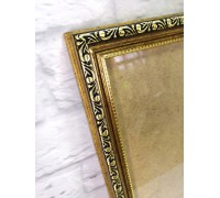 Рамка для картин 30*30 со стеклом, профиль 25 мм (код OD2511-3030)