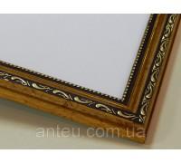 Рамка для картин 30*30 со стеклом, профиль 25 мм (код OD259-3030)