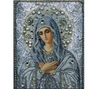 Вышивка стразами Икона Святой лик 34 х 24 см (арт. PR834)