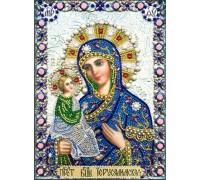 Мозаика стразами 5D Святая икона 34 х 24 см (арт. PR970)