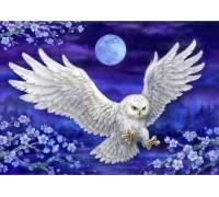 Набор алмазной вышивки Полет совы охотницы 30 х 40 см (арт. FS492)