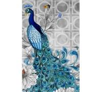 Алмазная вышивка Птица 40 х 27 см (арт. PR299)