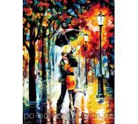 Картина по номерам Menglei Танец под дождем MG1016 40 х 50 см