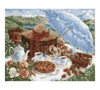 Картина-раскраска Идейка Утренний пикник КН2201 40 х 50 см
