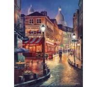 Картина по номерам Романтическая прогулка КН2116 40 х 50 см