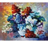 Картина по цифрам Babylon Букет весенних цветов VP055 40 х 50 см