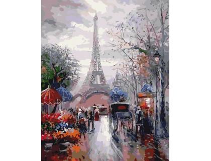 Купить Картина по номерам ArtStory Дорога к мечте AS0035 40 х 50 см