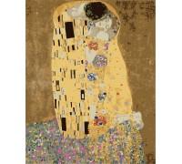 Картина по номерам Аура поцелуя КН1109 40 х 50 см