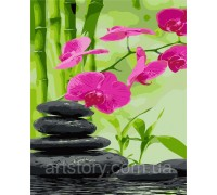 Картина по номерам ArtStory Умиротворение AS0251 40 х 50 см