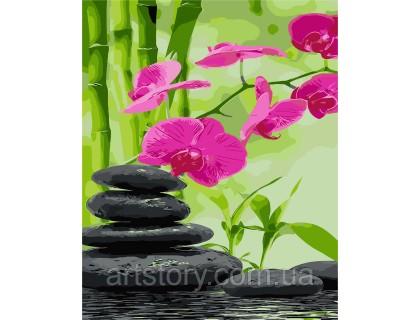 Купить Картина по номерам ArtStory Умиротворение AS0251 40 х 50 см