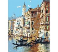 Картина по номерам ArtStory Манящая Венеция AS0259 40 х 50 см