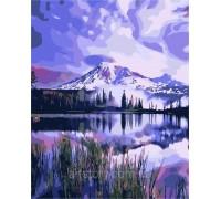 Картина по номерам ArtStory Альпийское озеро AS0261 40 х 50 см