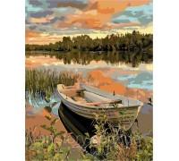 Картина по номерам ArtStory Прекрасный закат AS0263 40 х 50 см