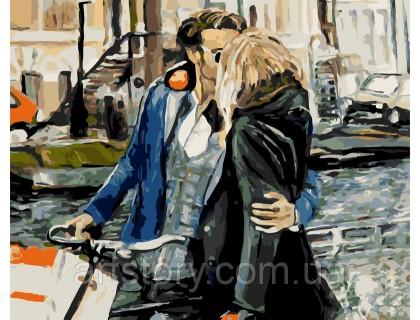 Купить Картина по номерам ArtStory Встреча AS0285 40 х 50 см