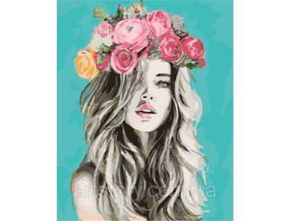 Купить Картина по номерам ArtStory Женственность AS0295 40 х 50 см